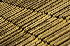 Free Golden Tiles Stock Photo - 15729980