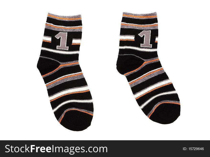 Beautiful to socks