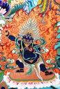 Free Buddhist Painting Artwork Stock Photos - 15732113