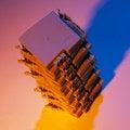 Free Printer Inkjet Cartridges Royalty Free Stock Photo - 15738835