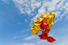 Free Colorful Balloons Stock Photography - 15730652