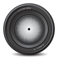 Free Camera Lens Stock Photo - 15730810
