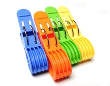 Free Clothes Pegs Stock Photos - 15731013
