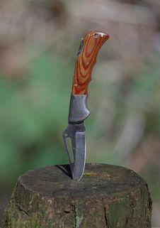 Free Knife Stock Image - 15731221