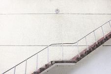 Free Closeup Of Concrete Stairway Stock Photography - 15732122