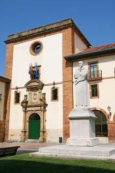 Free University Of Oviedo Stock Images - 15732434