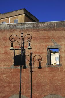 Free Old Wall Building Pattern Royalty Free Stock Photography - 15732947