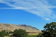Free Wind Mills In Oregon Stock Photo - 15733350