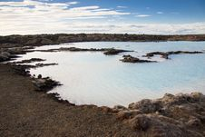Free Blue Lagoon In Iceland Stock Images - 15733924