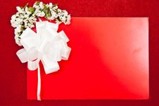 Greeting Card Royalty Free Stock Photography