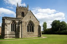 Free All Saints Church Kedleston Royalty Free Stock Image - 15734176