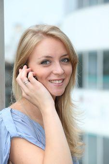 Free Beautiful Blond Woman Stock Photos - 15734303