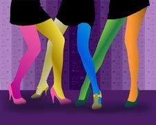 Free Legs Wearing Socks Stock Photos - 15734613