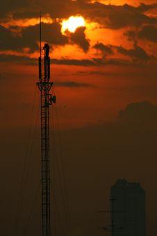 Free Communication Antenna Stock Photo - 15734650