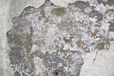 Free Grungy Stone Wall Stock Photography - 15734692