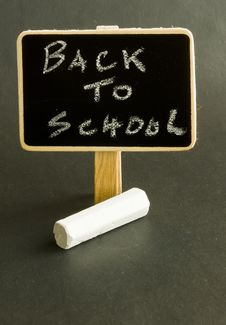 Free Back To School Royalty Free Stock Photo - 15736255