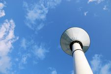 Free Water Tower Stock Photography - 15736322