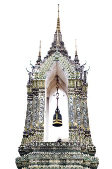 Free A Belfry Is Thailand , Royalty Free Stock Photography - 15737117