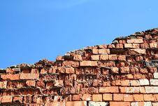 Aging Brick Wall Stock Photos