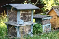 Free Antique Beehives Royalty Free Stock Photo - 15737705