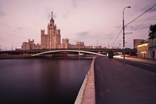 Free Stalin S Skyscraper Royalty Free Stock Photos - 15738088