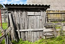 Free Vintage Shed Royalty Free Stock Photography - 15738137