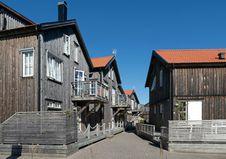 Free Holiday Homes In Malmön S Harbor 1 Royalty Free Stock Photo - 157307895