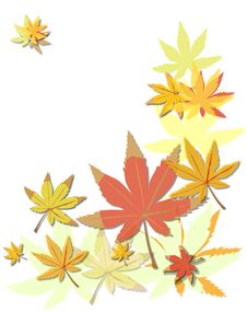 Free Autumn Leaves Royalty Free Stock Photography - 15740527