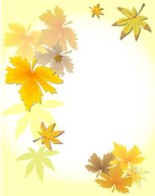 Free Autumn Leaves Stock Photo - 15740700