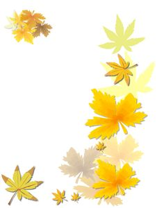 Free Autumn Leaves Royalty Free Stock Images - 15740709