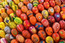Free Easter Eggs Royalty Free Stock Photos - 15742418