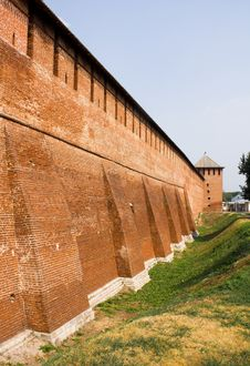 Free Fortress In Kolomna, Russia Royalty Free Stock Photos - 15742908