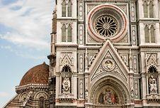 Free Santa Maria Del Fiore, Florence. Stock Image - 15743001