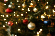 Free Christmas Decoration Stock Photography - 15743802