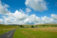 Free Hills Of Cumbria Royalty Free Stock Photos - 15743898