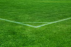 Free Football Corner Stock Photo - 15744410