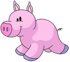 Free Pig Stock Photos - 15744913