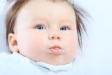 Free Baby Face Stock Photos - 15745413