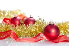 Free Christmas Decoration Stock Images - 15745654