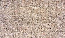 Free Stone A Background Stock Images - 15747394
