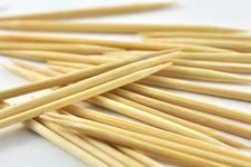 Free Toothpick Royalty Free Stock Photos - 15749168