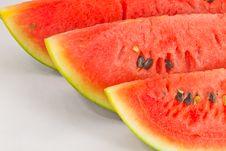 Free Slice Of Watermelon Stock Photos - 15749243