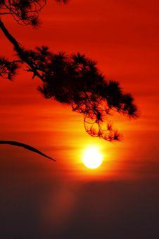 Free Sunset Stock Photography - 15749712