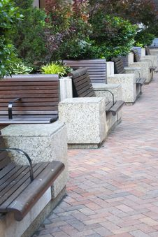 Free Benches Royalty Free Stock Photography - 15749717
