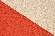 Free Two Colored Wall Royalty Free Stock Photography - 15750157