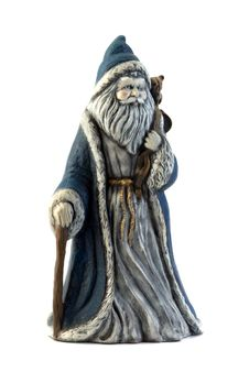 Free Santa Figurine Royalty Free Stock Images - 15750169