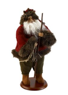Free Santa Figurine Royalty Free Stock Image - 15750176