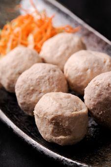 Free Meat Ball Stock Photos - 15750323