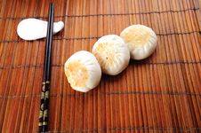 Free Traditional Chinese Dimsum Royalty Free Stock Photo - 15750605