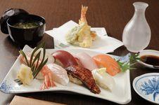 Free Sashimi Stock Photography - 15750762